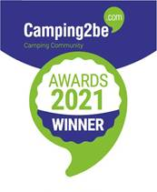 AWARDS 2021 CAMPING2BE